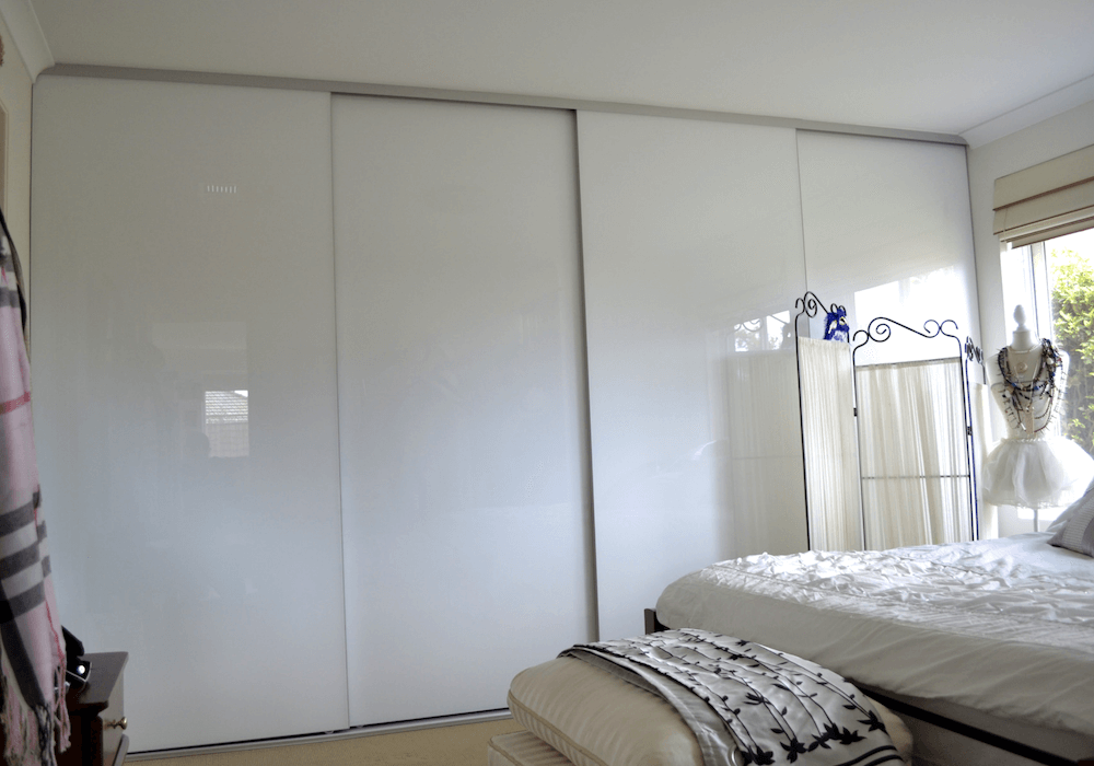 Sliding Wardrobe Doors Design Trio