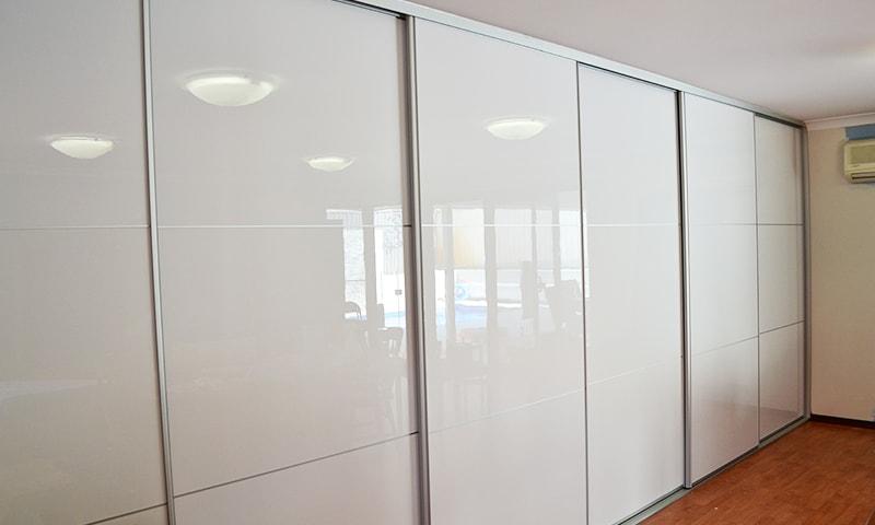 Sliding Wardrobe Doors | Trio Doors & Sliding Wardrobe Doors Perth | The Wardrobe Man
