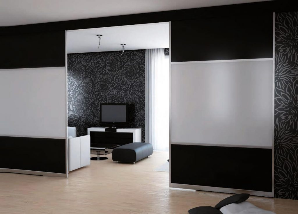 Top Hung Sliding Doors - Great Room Dividers
