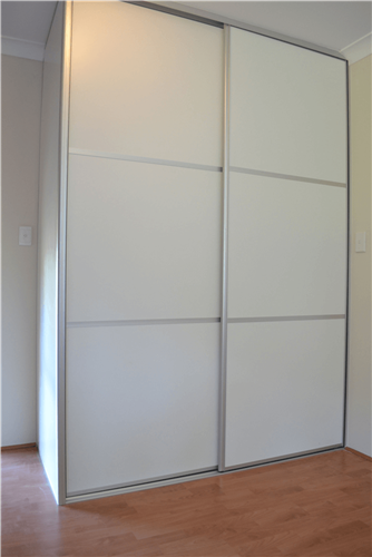 Two Sliding Doors - Trio Design
