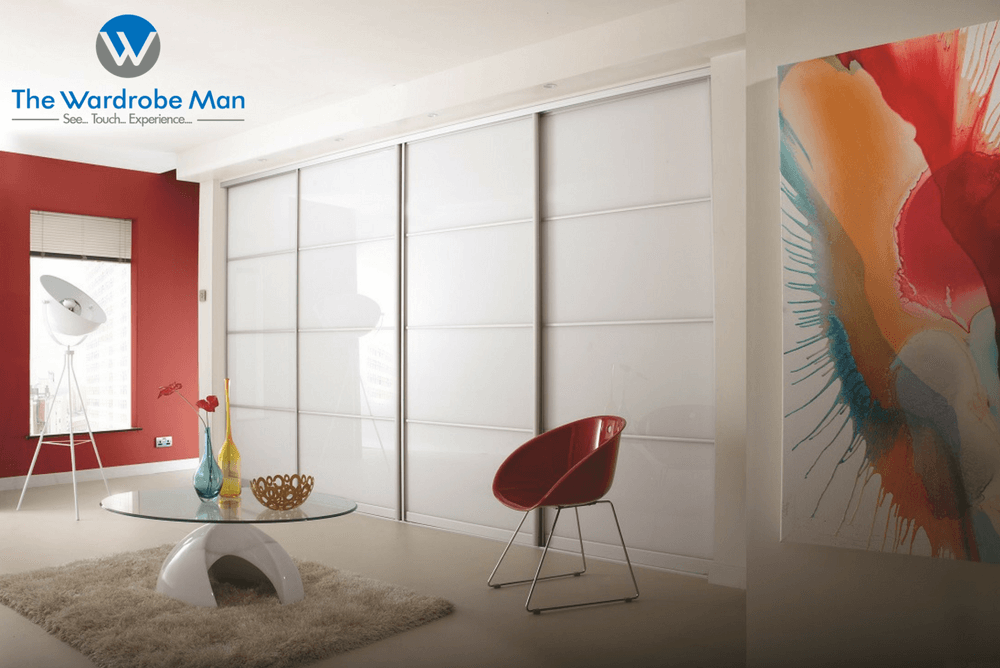 Sliding Wardrobe Doors Design Quattro