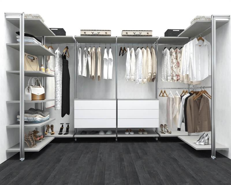 Design Your Own Wardrobe Or Walk In Robe