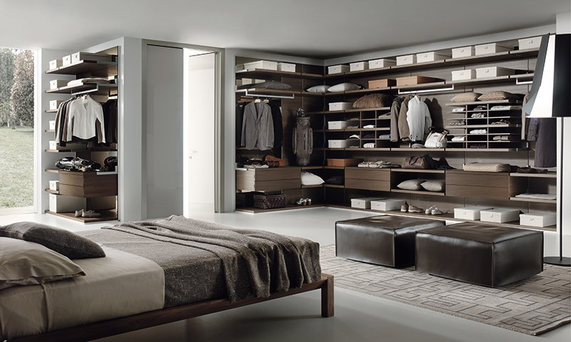 FEG Italian Wardrobes and Dressing Rooms