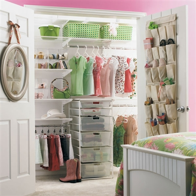 elfa Childrens Bedroom