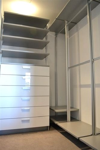 elite Modualr Wardrobe by The Wardrobe Man