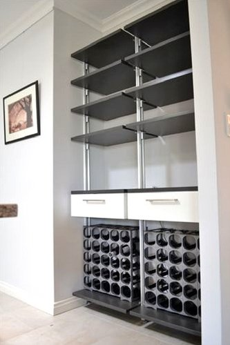 elite Modular Kitchen Shelving Unit